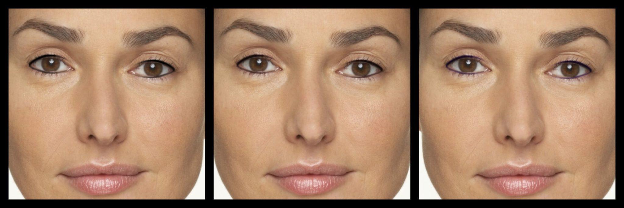 Los mejores colores de maquillaje para Mejorar Ojos castaños