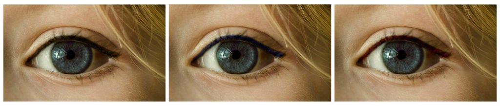 The Best Eyeliner Color for Blue Eyes