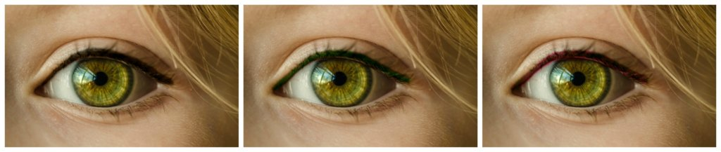 The Best Eyeliner Color for Green Eyes