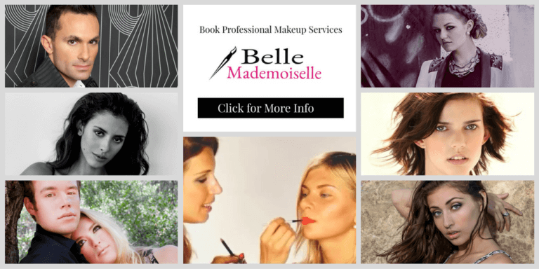 Book Makeup Artist Services