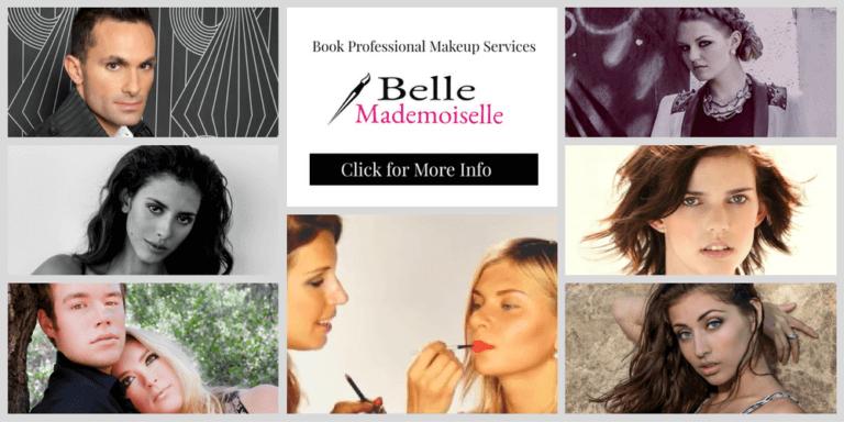Book Makeup Artist Services