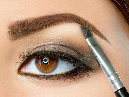 how to fill in eyebrows with pencil and powder makeup tips