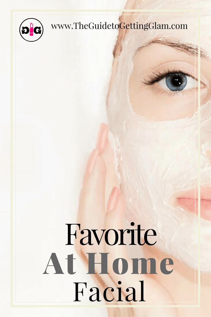 Favorite at Home Facial