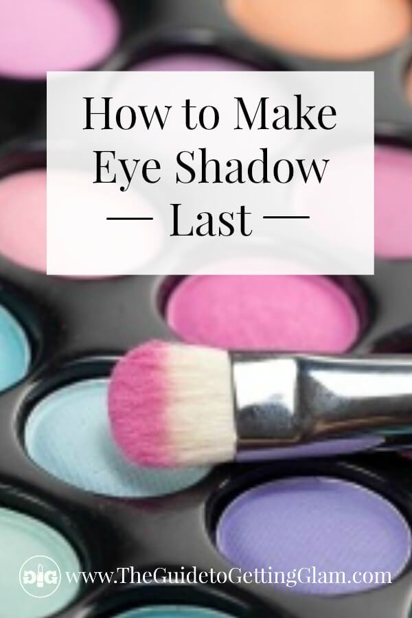 Want to know how to make eye shadow last? Learn this quick makeup artist secret that will keep eyeshadow from creasing and make it last longer.