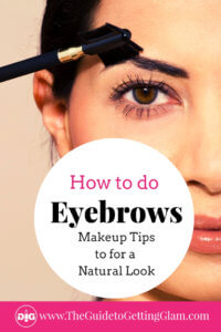 How to do Eyebrows | Makeup Tips. How do do eyebrows with a pencil and powder. Learn the step-by-step technique to fill in your brows for a natural look. #makeuptips #eyebrows