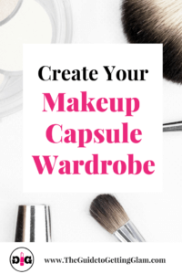 Create Your Makeup Capsule Wardrobe. Join this FREE email course to help you reduce makeup clutter, streamline your makeup routine and create your signature makeup look. This challenge is full of makeup tips and makeup organization ideas to simplify your morning routine