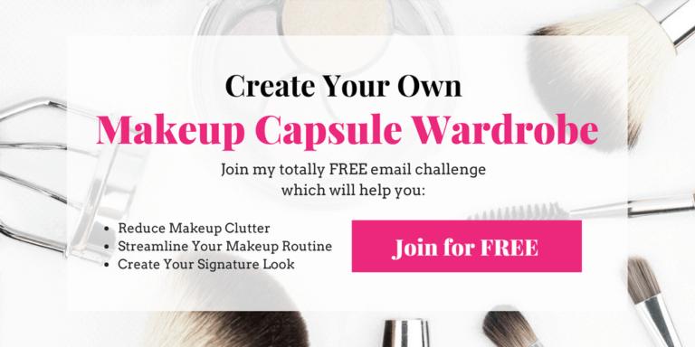 Makeup Capsule Wardrobe