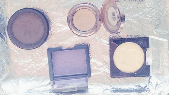 How to Make Your Own Eyeshadow Palette Three