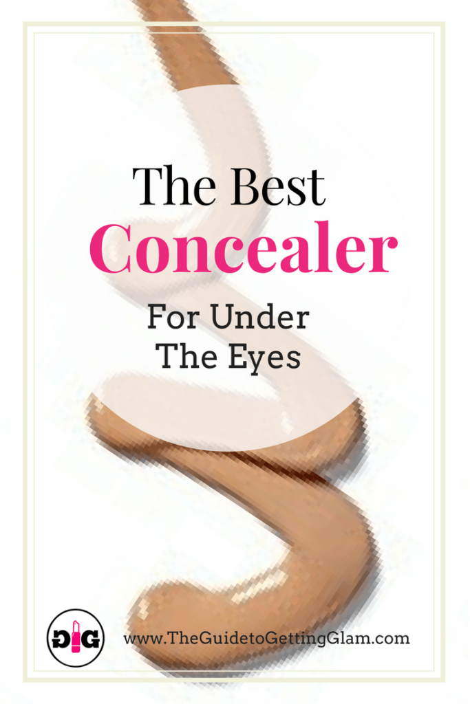 The Best Concealer for Under the Eyes | Makeup Artist Tips. Learn these makeup tips for how to apply concealer under the eyes and find out which is the best concealer for the under eye area.