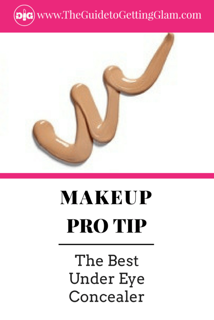 The Best Under Eye Concealer | Find out what is the best under eye concealer and learn makeup tips to apply concealer under your eye.