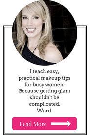Makeup Artist Kendall Swenson