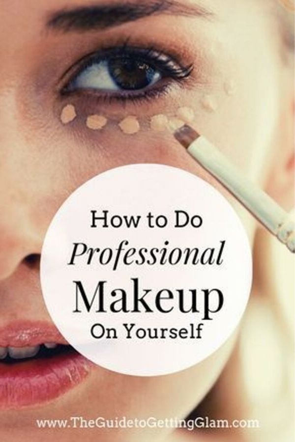 Learn how to do your makeup like a Pro!