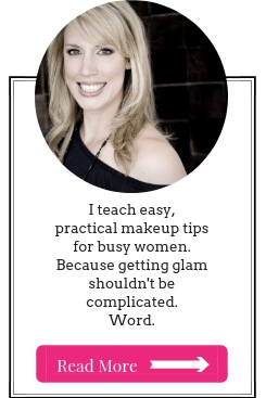 Makeup Artist Kendall Swenson of The Guide to Getting Glam