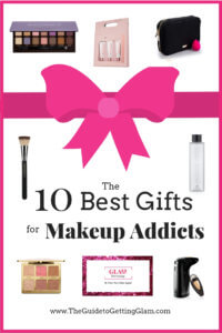 Best Makeup Gifts... Read on to find out the best makeup gifts for the makeup lover in your life #makeup #giftideas